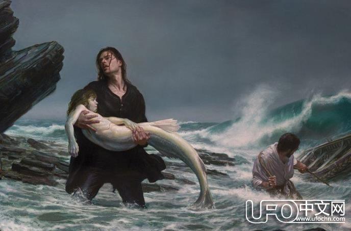 世界上有美人鱼吗 真实历史记载美人鱼图片